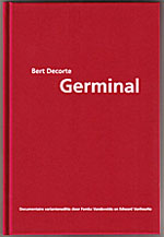 cover Bert Decorte. Germinal.